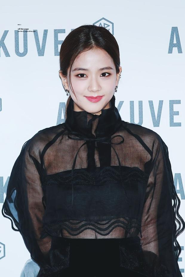 Nữ thần Jisoo (BLACKPINK) hiếm hoi dự sự kiện: Sang như tiểu thư quý tộc, đèn flash phải chịu thua, bảo sao được gọi là Hoa hậu - Ảnh 5.