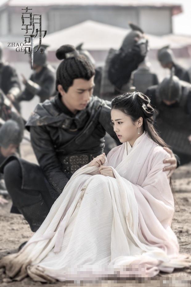 Bạch Lộc: Gà Vu Chính từng bị SM đánh rớt, hay dính dớp cặp kè bạn diễn nhưng lại là hủ nữ chính hiệu nhà EXO - Ảnh 6.