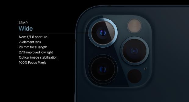 iPhone 12 Pro: Từ thiết kế đến công nghệ đều xứng đáng 2 từ siêu phẩm - Ảnh 8.