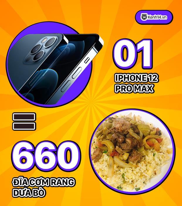 Đừng mua iPhone 12 mà hãy để tiền đi ăn vặt, thử xem ăn được những gì? - Ảnh 6.