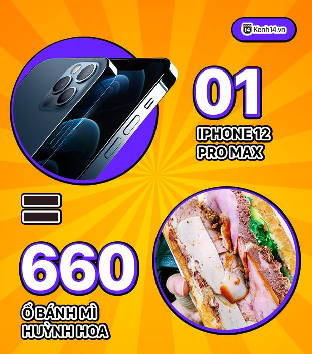 Đừng mua iPhone 12 mà hãy để tiền đi ăn vặt, thử xem ăn được những gì? - Ảnh 3.