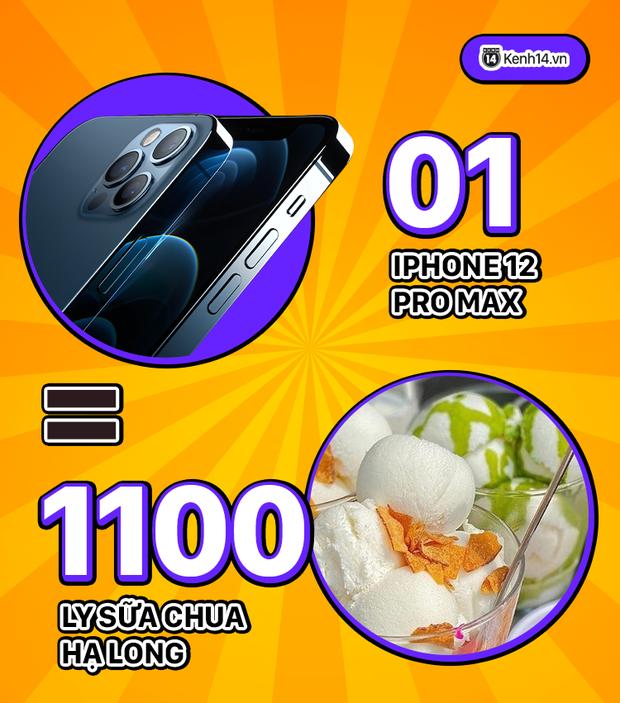 Đừng mua iPhone 12 mà hãy để tiền đi ăn vặt, thử xem ăn được những gì? - Ảnh 5.