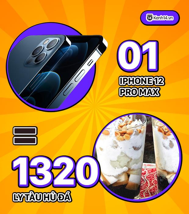 Đừng mua iPhone 12 mà hãy để tiền đi ăn vặt, thử xem ăn được những gì? - Ảnh 12.