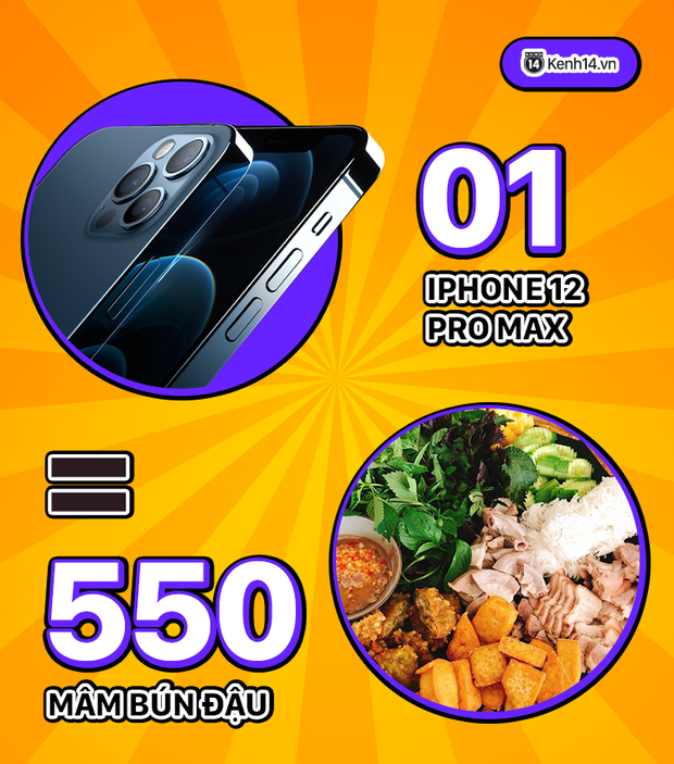 Đừng mua iPhone 12 mà hãy để tiền đi ăn vặt, thử xem ăn được những gì? - Ảnh 10.