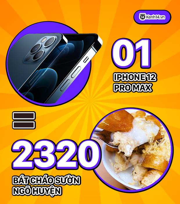 Đừng mua iPhone 12 mà hãy để tiền đi ăn vặt, thử xem ăn được những gì? - Ảnh 11.