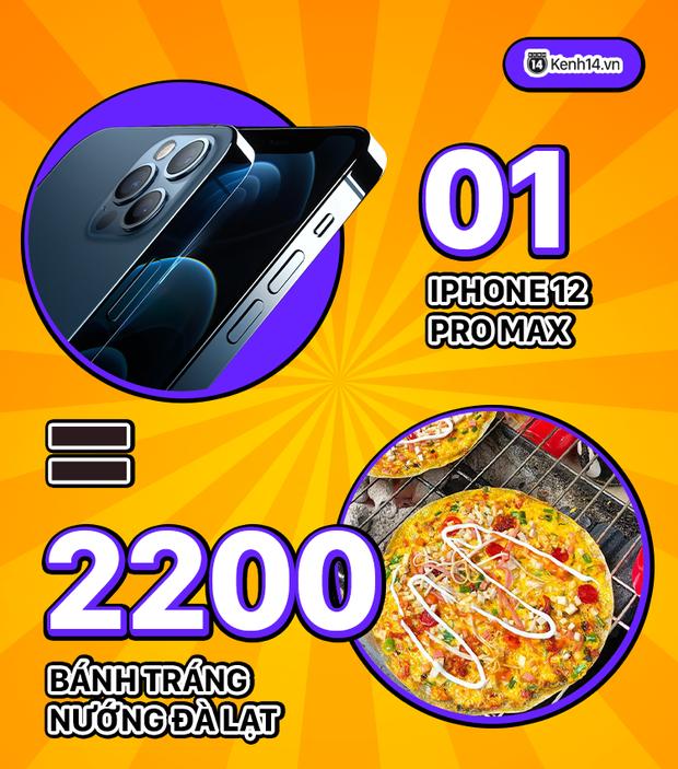 Đừng mua iPhone 12 mà hãy để tiền đi ăn vặt, thử xem ăn được những gì? - Ảnh 13.