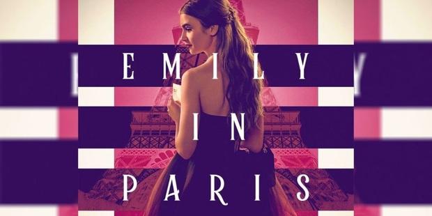 Emily Ở Paris: Giấc mộng Paris phù phiếm đầy hoang đường tiếp tục được thổi phồng, bạn cần gì mang não khi xem? - Ảnh 1.