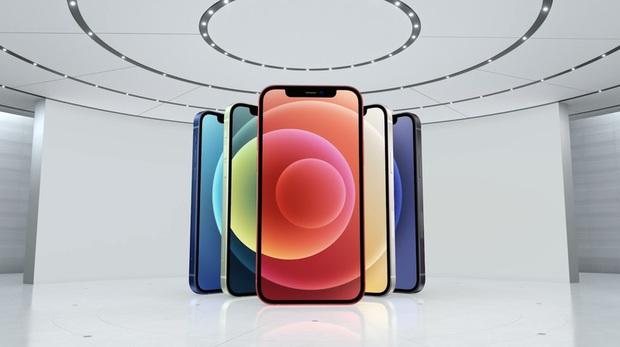 Ngắm full album hình nền iPhone 12 trong sự kiện Hi, Speed đang gây sốt, tải về dùng cho quen mắt chờ ngày đổi máy nào! - Ảnh 1.