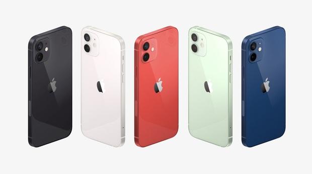 iPhone 12 có 2 màu mới: xanh navy và xanh lục - Ảnh 2.