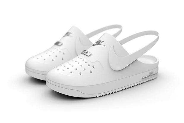 Liệu bạn có muốn diện thử đôi Crocs x Nike Air Force 1 này không? - Ảnh 2.