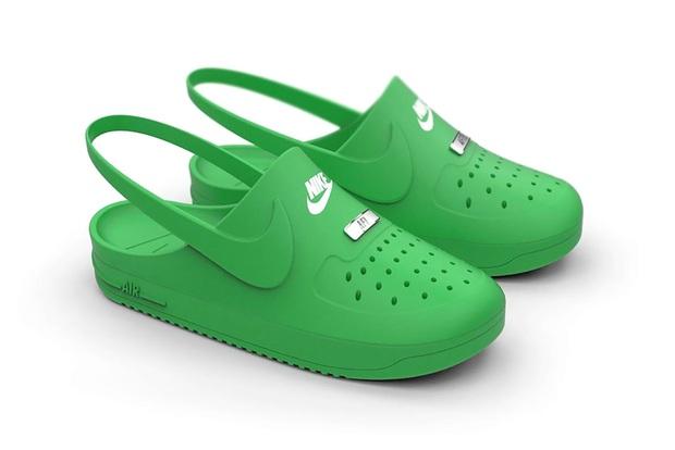 Liệu bạn có muốn diện thử đôi Crocs x Nike Air Force 1 này không? - Ảnh 4.