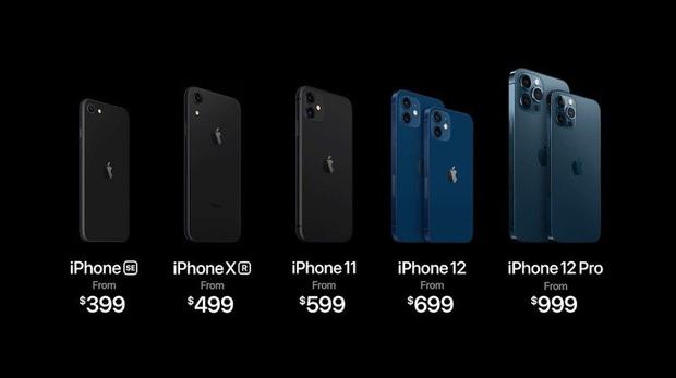 Ngắm trọn bộ màu sắc đẹp mãn nhãn của iPhone 12 - Ảnh 5.