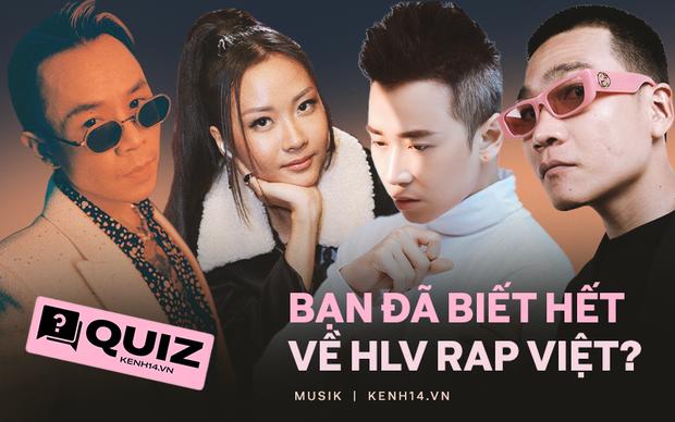 Xem mê mệt Rap Việt nhưng bạn có biết vị HLV nào từng diss cả showbiz, ai từng biểu diễn tại đại nhạc hội lớn nhất nước Mỹ? - Ảnh 1.