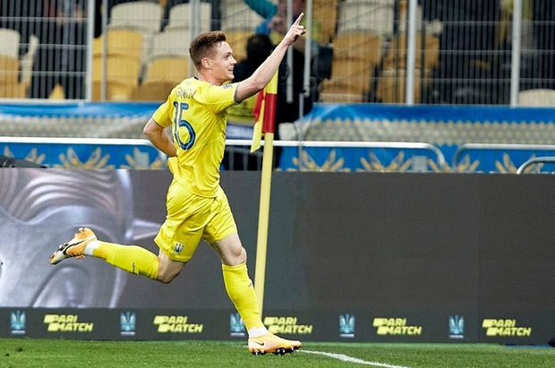 Tuyển Tây Ban Nha thua sốc Ukraine - Ảnh 2.