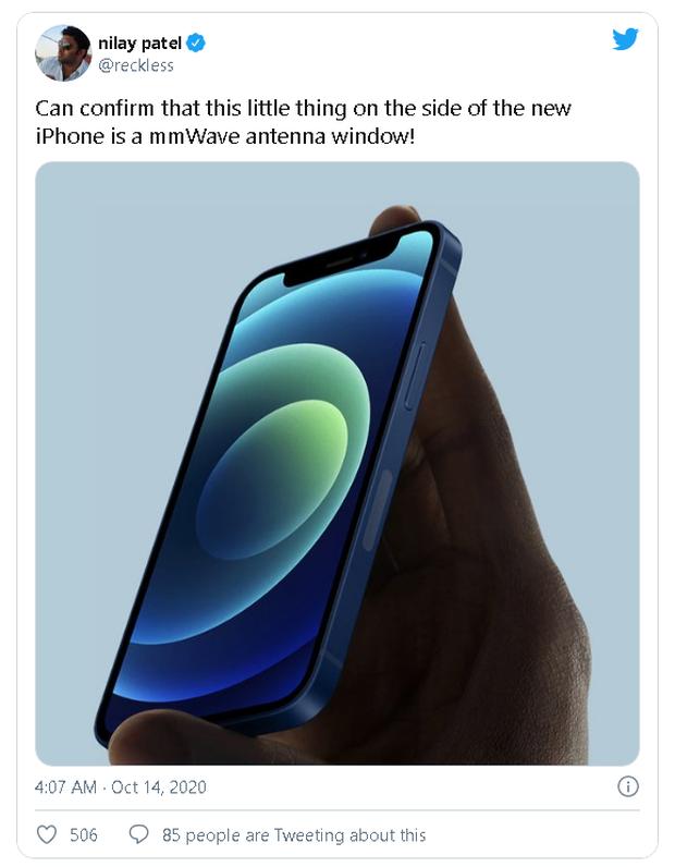 Chỉ iPhone 12 tại Mỹ mới có cái rãnh bí ẩn này ở cạnh bên, vậy nó là gì? - Ảnh 2.
