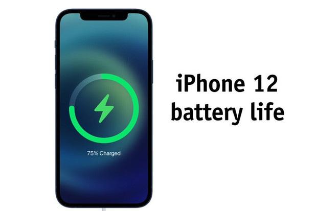 So sánh thời lượng sử dụng pin của 4 mẫu iPhone 12 mới với những chiếc iPhone thế hệ trước - Ảnh 1.