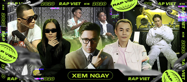 Xem mê mệt Rap Việt nhưng bạn có biết vị HLV nào từng diss cả showbiz, ai từng biểu diễn tại đại nhạc hội lớn nhất nước Mỹ? - Ảnh 3.