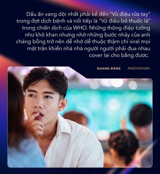 Cảm hứng sống mang tên Quang Đăng: Từ sinh viên kinh doanh rẽ hướng sang con đường nghệ thuật, dùng bản lĩnh để hái quả ngọt thành công - Ảnh 3.