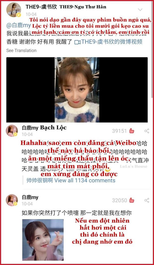 Bạch Lộc: Gà Vu Chính từng bị SM đánh rớt, hay dính dớp cặp kè bạn diễn nhưng lại là hủ nữ chính hiệu nhà EXO - Ảnh 17.