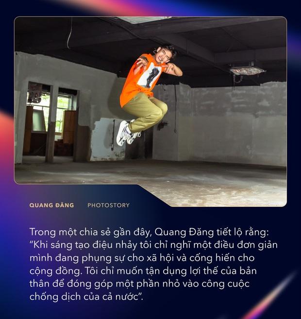 Cảm hứng sống mang tên Quang Đăng: Từ sinh viên kinh doanh rẽ hướng sang con đường nghệ thuật, dùng bản lĩnh để hái quả ngọt thành công - Ảnh 4.