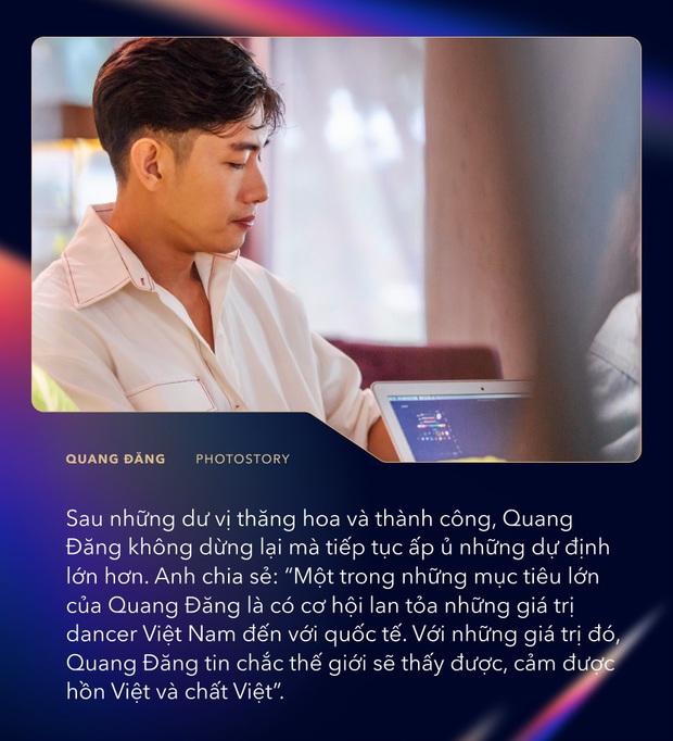 Cảm hứng sống mang tên Quang Đăng: Từ sinh viên kinh doanh rẽ hướng sang con đường nghệ thuật, dùng bản lĩnh để hái quả ngọt thành công - Ảnh 6.