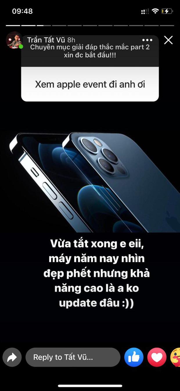 Huỳnh Lập, Big Daddy cùng cộng đồng mạng bắt đầu dậy sóng vì iPhone 12 - Ảnh 2.