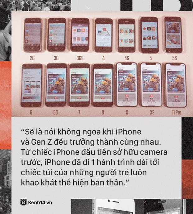 13 năm đã trôi qua, nhìn lại những đổi thay của cả 1 thế hệ với những chiếc iPhone - Ảnh 4.
