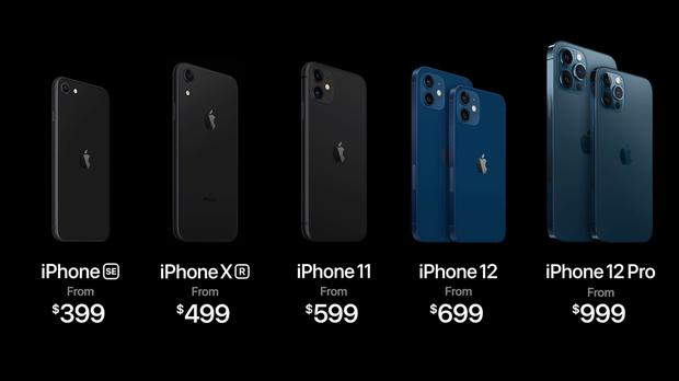 Chi tiết bảng giá iPhone 12 tại thị trường Việt Nam, cao nhất lên đến hơn 43 triệu đồng - Ảnh 7.