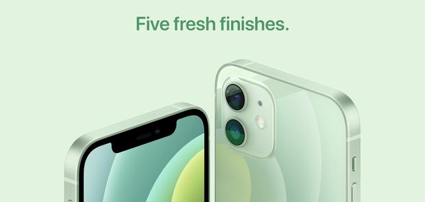 iPhone 12 có 2 màu mới: xanh navy và xanh lục - Ảnh 3.