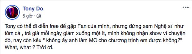 Thí sinh team Wowy từng hạ gục 4 HLV Rap Việt bất ngờ đăng đàn tố các chương trình coi nghệ sĩ như tôm cá? - Ảnh 2.