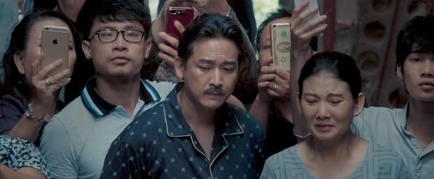 Sau 7 năm trở lại màn ảnh rộng, Hoàng Thùy Linh làm nghi can số 1 ở vụ giết người rúng động chung cư Trái Tim Quái Vật  - Ảnh 6.