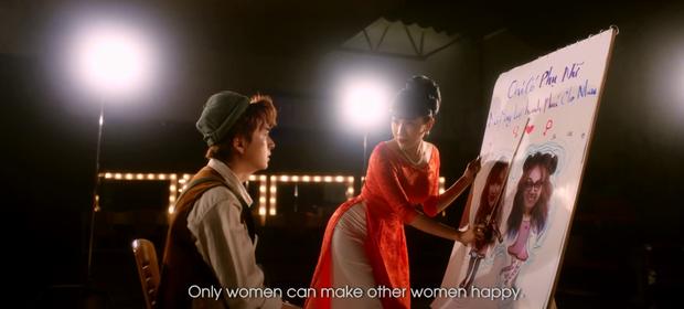 Gái xinh lấp ló ở teaser Em Là Của Em khiến netizen thắc mắc: Jessica là ai mà vai vế ngang hàng trên poster với Ngô Kiến Huy vậy cà? - Ảnh 10.