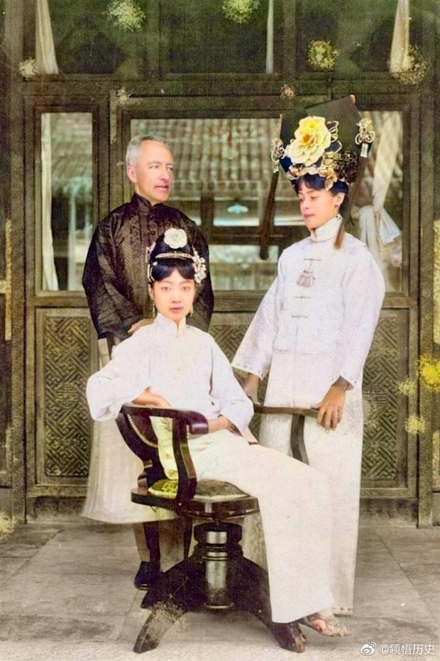 Hoàng hậu cuối cùng trong lịch sử phong kiến Trung Quốc: Xuất thân danh giá, tài sắc vẹn toàn nhưng phải sống một đời cô quạnh - Ảnh 5.