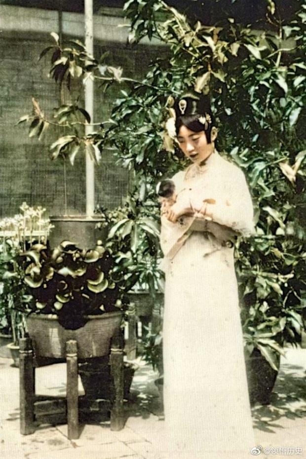 Hoàng hậu cuối cùng trong lịch sử phong kiến Trung Quốc: Xuất thân danh giá, tài sắc vẹn toàn nhưng phải sống một đời cô quạnh - Ảnh 6.