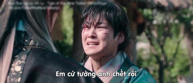 Vừa nhận ra tình đầu, Lee Dong Wook lập tức phải bỏ mạng ở Bạn Trai Tôi Là Hồ Ly tập 4? - Ảnh 2.