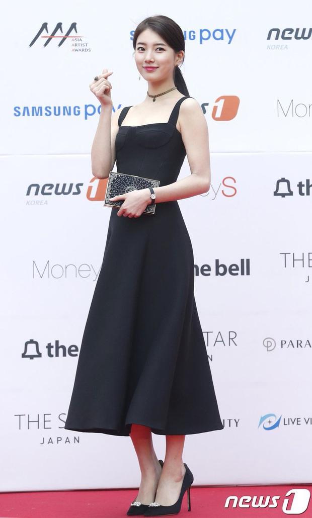 Viên Băng Nghiên diện lại váy cũ từ 3 năm trước nhưng vẫn sang lấn át Suzy khi đụng hàng - Ảnh 5.