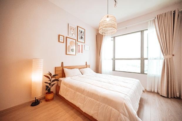 Chỉ mất hơn 100 triệu, cô nàng độc thân thiết kế căn hộ vạn người mê, nhìn là muốn làm tổ trong nhà - Ảnh 5.