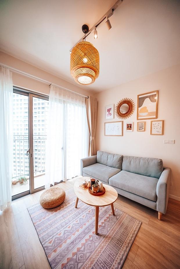 Chỉ mất hơn 100 triệu, cô nàng độc thân thiết kế căn hộ vạn người mê, nhìn là muốn làm tổ trong nhà - Ảnh 7.