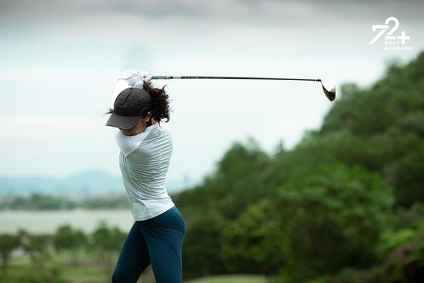 Con gái 2k2 nhà Diva Mỹ Linh bước chân vào hội mê golf, tiết lộ nhờ vậy mà thân với bố hơn - Ảnh 5.