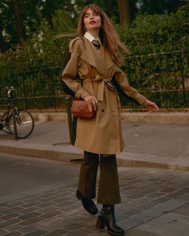 Để có style mùa lạnh thanh lịch như quý cô Paris, bạn chỉ cần có trong tay 6 món đồ - Ảnh 1.