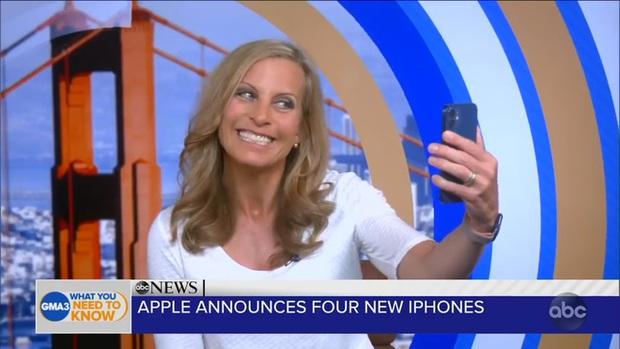 Video trên tay iPhone 12 đầu tiên trên thế giới - Ảnh 2.