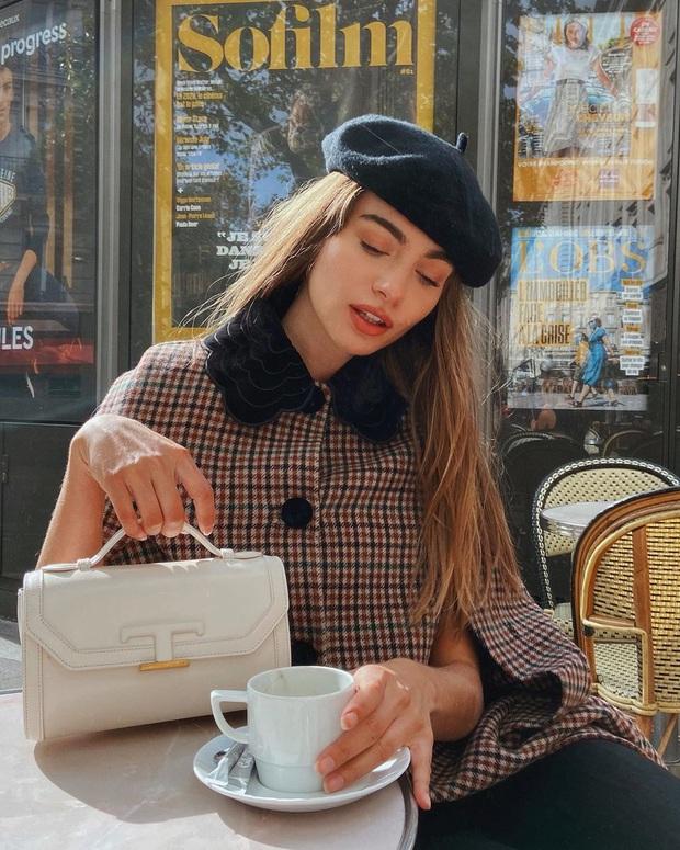Để có style mùa lạnh thanh lịch như quý cô Paris, bạn chỉ cần có trong tay 6 món đồ - Ảnh 12.