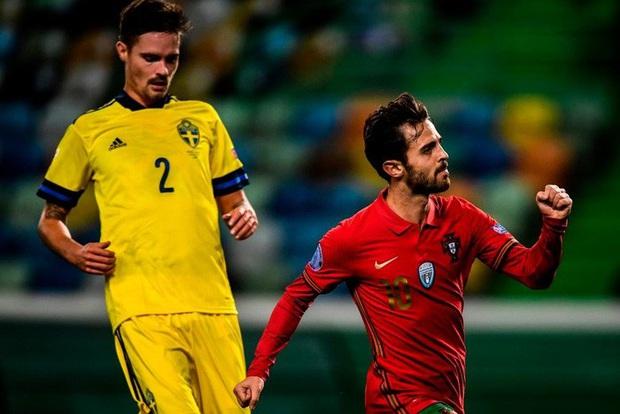 Xa Ronaldo không là bão tố: Bồ Đào Nha thắng đậm Thụy Điển trong ngày thiếu vắng ngôi sao số 1 - Ảnh 3.