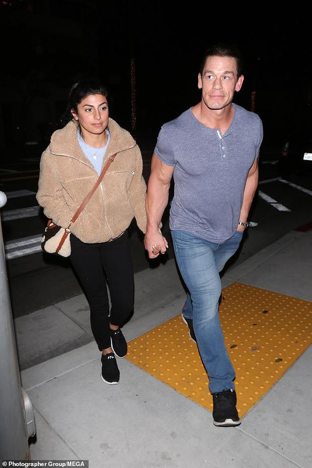 Đô vật cơ bắp John Cena bí mật làm đám cưới với bạn gái gốc Iran sau gần 2 năm hẹn hò, các fan trung thành ngã ngửa khi biết tin - Ảnh 3.