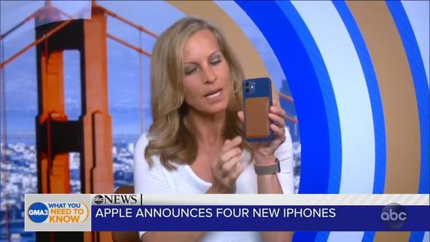 Video trên tay iPhone 12 đầu tiên trên thế giới - Ảnh 3.