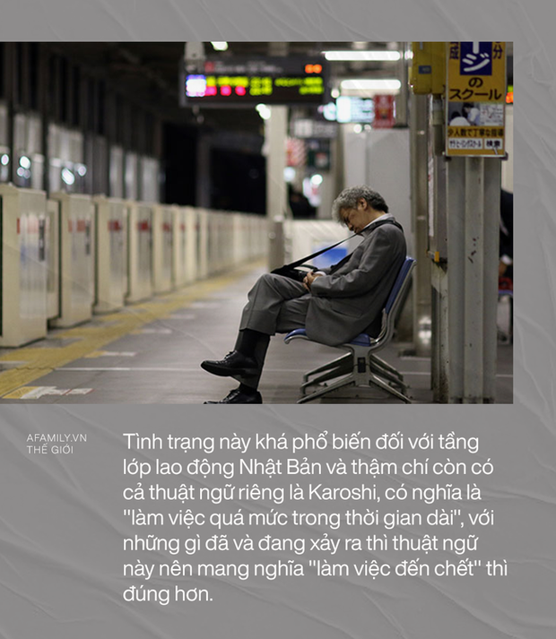 Người Nhật Bản làm bán sống bán chết, lăn ra đường ngủ mỗi đêm nhưng vì lý do gì mà họ ngày càng trở nên nghèo túng? - Ảnh 4.