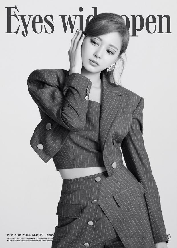 Jihyo là main vocal của TWICE mà lép vế trong bài chủ đề suốt 2 năm, fan tranh cãi producer thiên vị Nayeon, ngó lơ thành viên khác - Ảnh 10.