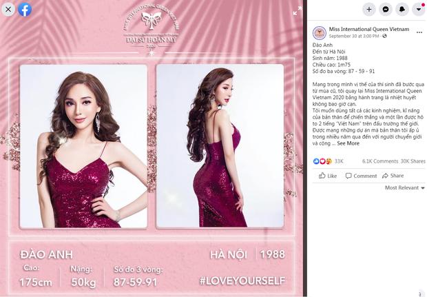 Trần Đức Bo vượt mặt Lương Mỹ Kỳ, trở thành thí sinh được vote nhiều nhất tại Hoa hậu Chuyển giới Việt Nam - Ảnh 4.