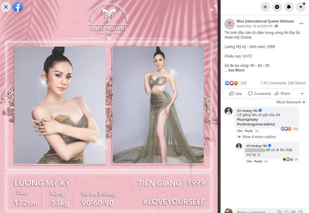 Trần Đức Bo vượt mặt Lương Mỹ Kỳ, trở thành thí sinh được vote nhiều nhất tại Hoa hậu Chuyển giới Việt Nam - Ảnh 5.