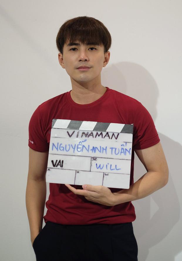 VINAMAN chốt đơn 10 ứng viên siêu anh hùng: Vĩnh Thụy lọt top như dự đoán, hội trai đẹp đam mỹ oanh tạc - Ảnh 3.
